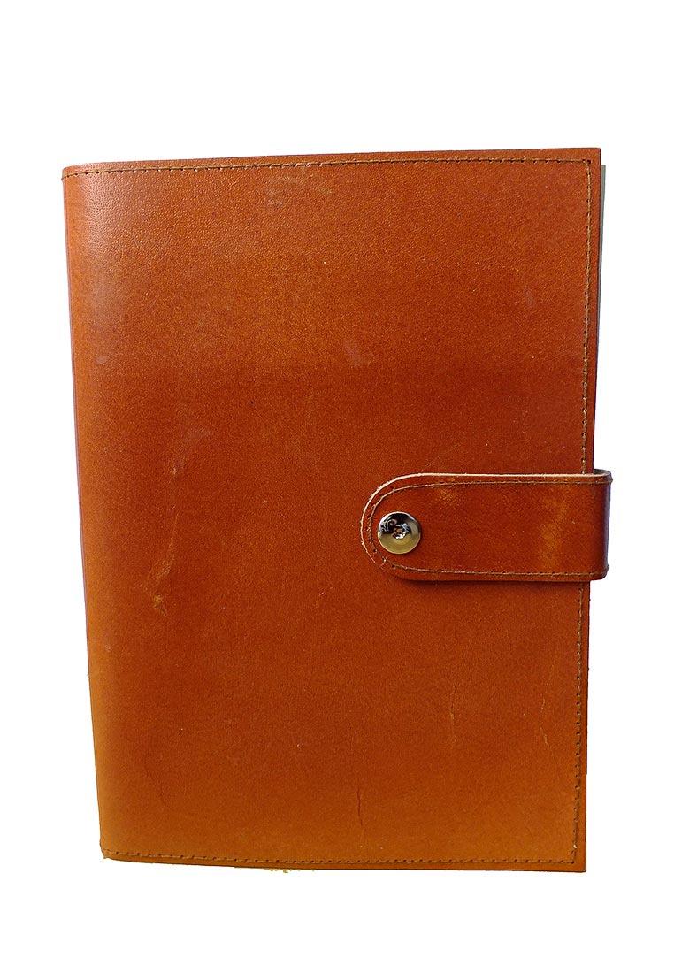 Записная тетрадь с обложкой из натуральной кожи, Arloni