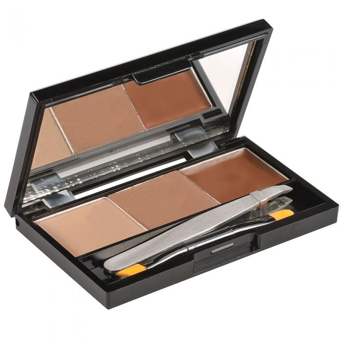 Тени для бровей Australis cosmetics Australis Browz It Eyebrow Perfecting Kit, 61