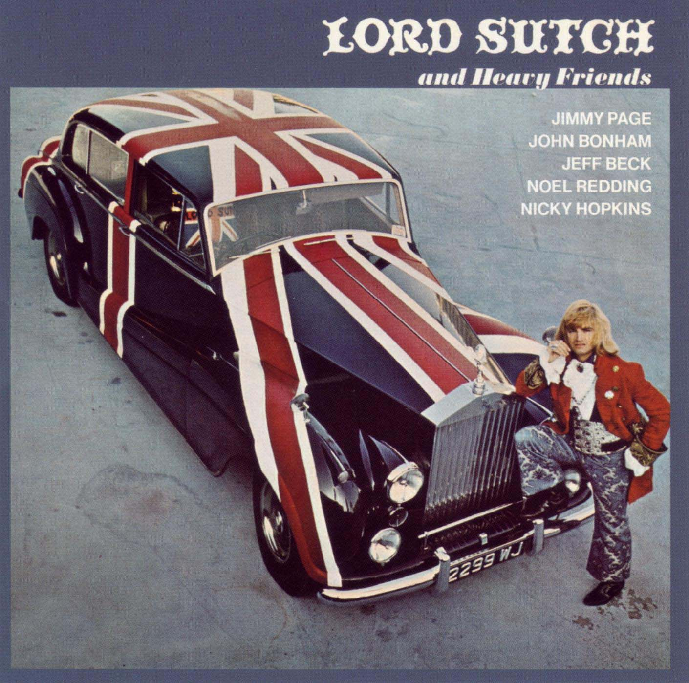 Lord Sutch And Heavy Friends Friends.