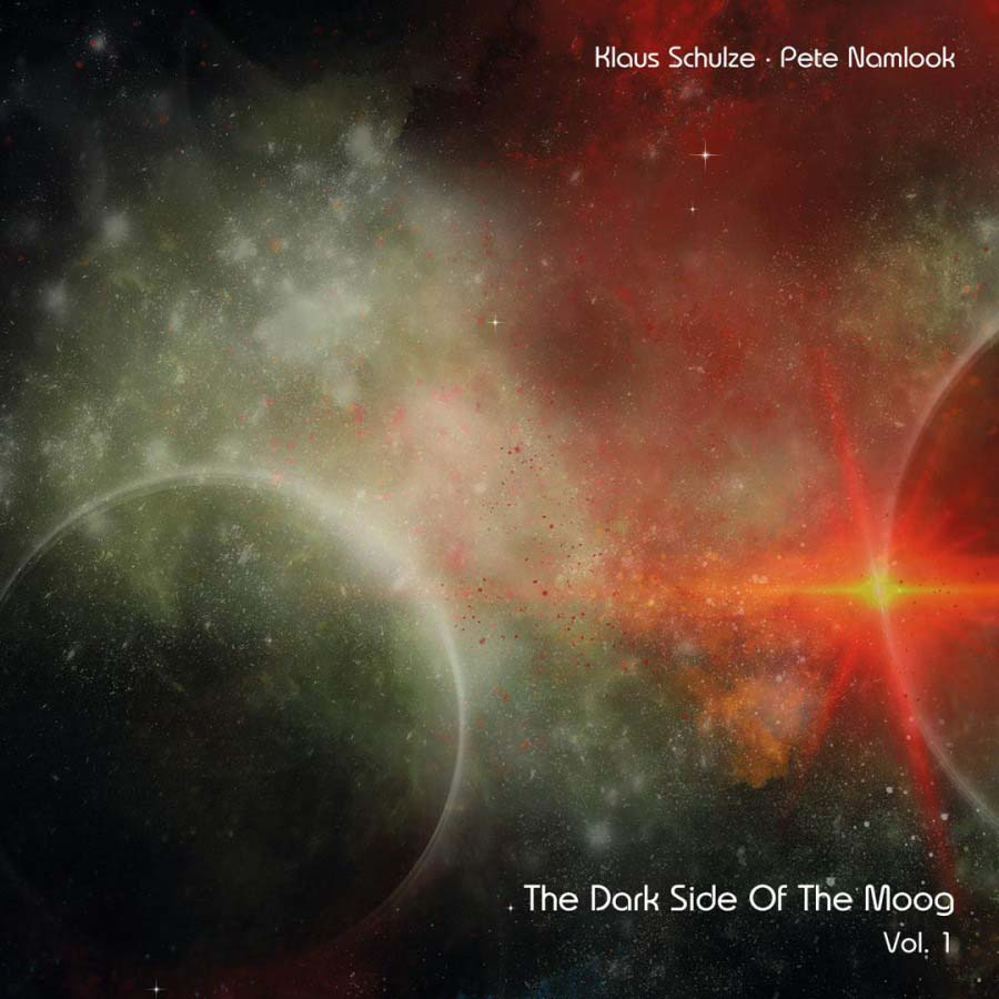 Клаус Шульце,Пит Нэмлук Klaus Schulze & Pete Namlook. The Dark Side Of The Moog Vol.1 (2 LP) все цены