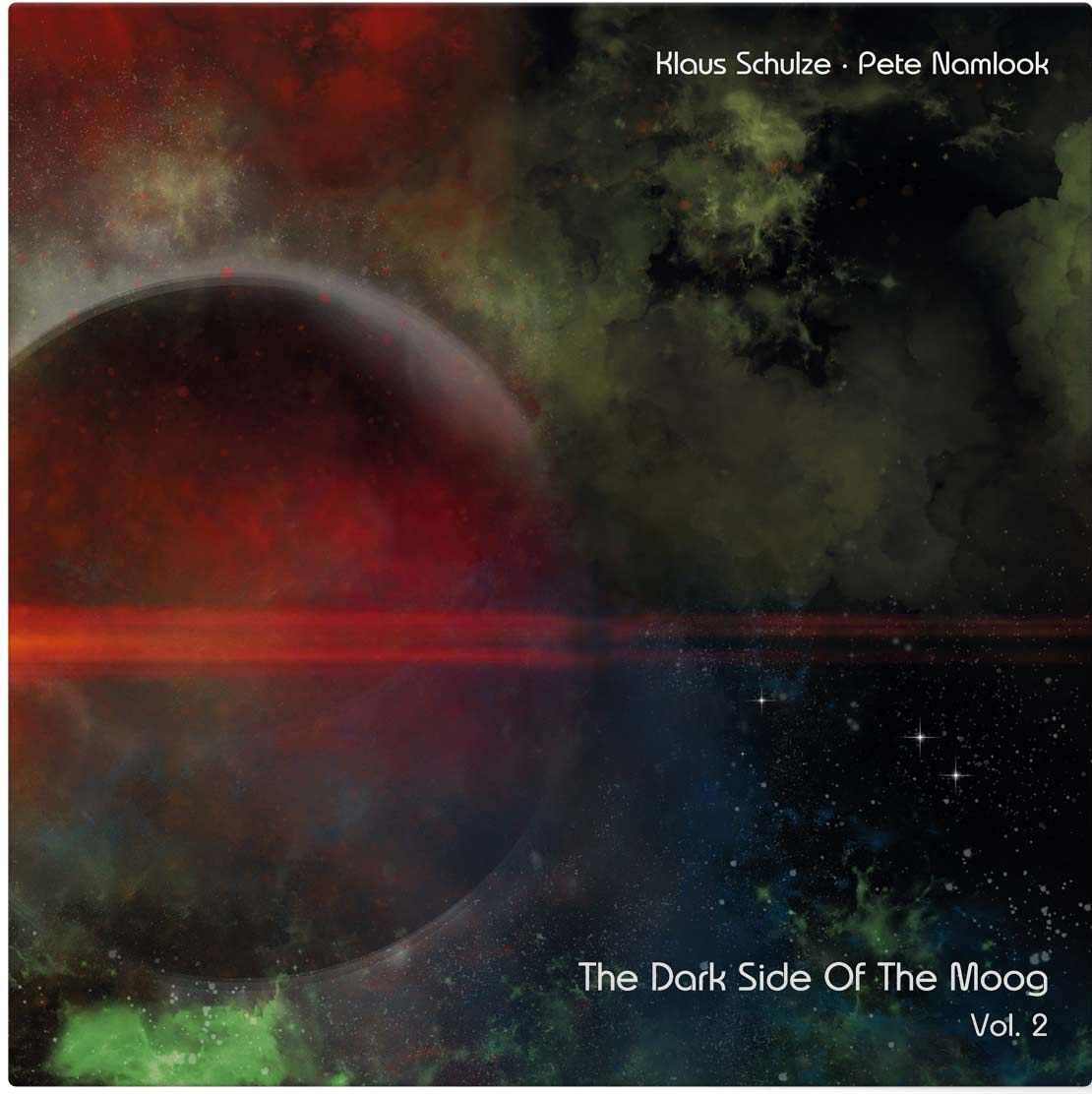 Клаус Шульце,Пит Нэмлук Klaus Schulze & Pete Namlook. The Dark Side Of The Moog Vol.2 (2 LP) все цены