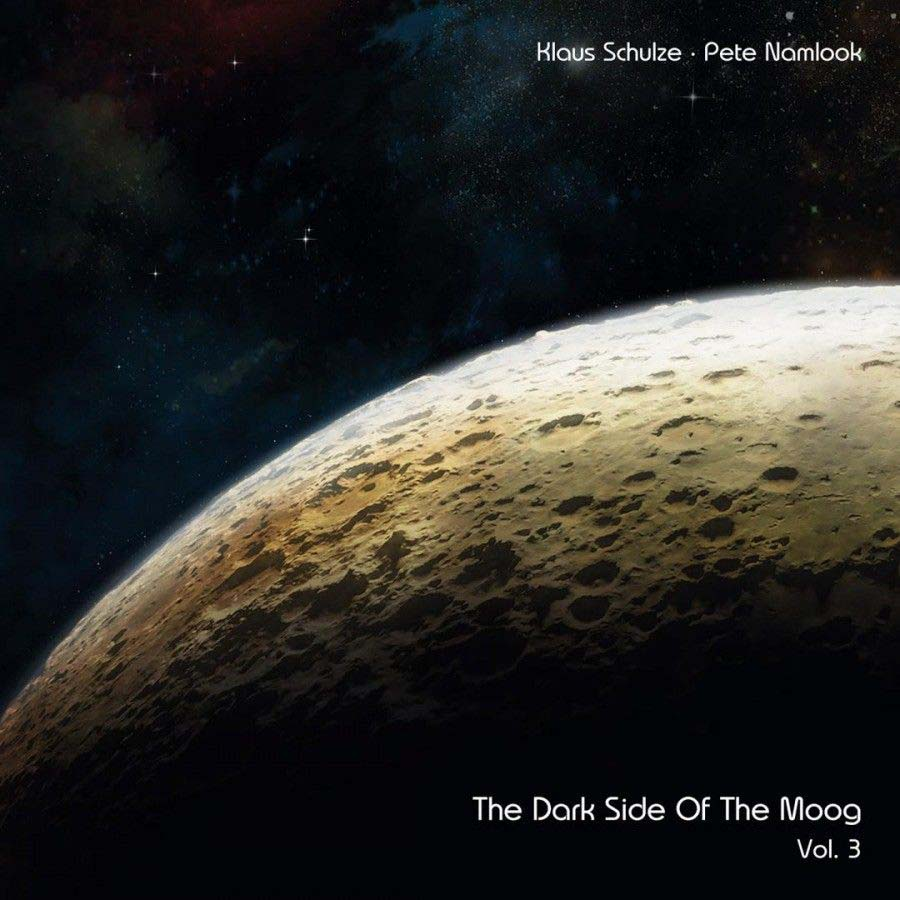 Клаус Шульце,Пит Нэмлук Klaus Schulze & Pete Namlook. The Dark Side Of The Moog Vol.3 (2LP) все цены