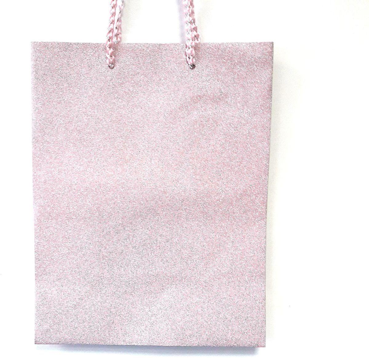 Пакет подарочный Яркий Праздник Однотонный, цвет: розовый, 17,8 х 22,9 х 10,2 см пакет подарочный яркий праздник однотонный цвет розовый 17 8 х 22 9 х 10 2 см