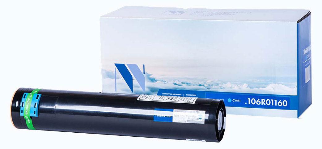 Картридж NV Print NV-106R01160, голубой, для лазерного принтера