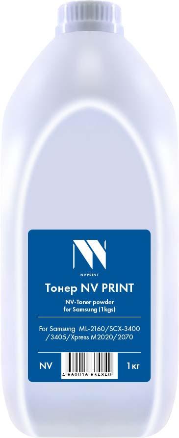 Тонер NV Print NV-Samsung, для ML-2160/ML-2165/ML-2165W/SCX-3400/3400F/3405/3405F/3405FW/3405W/ Xpress M2020/M2020W/M2070/M2070W/M2070FW, black тонер картридж samsung mlt d101x see для ml 2160 2165 2165w scx 3400 3400f 3405 черный 700стр