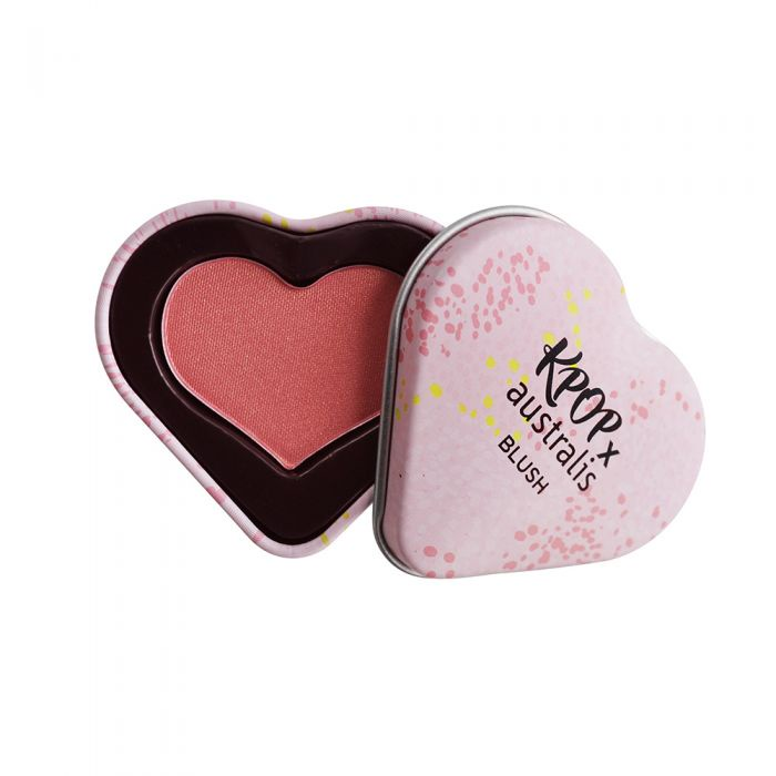 Румяна Australis cosmetics Australis KPOP Blush Powder, 15 свитшот print bar i love kpop