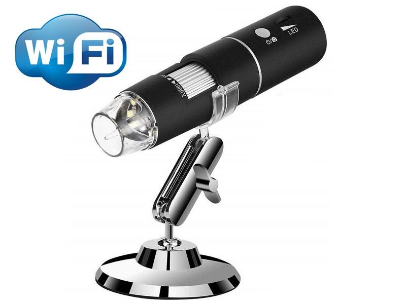 Беспроводной цифровой микроскоп Sititech CSW02 1000X Sititech