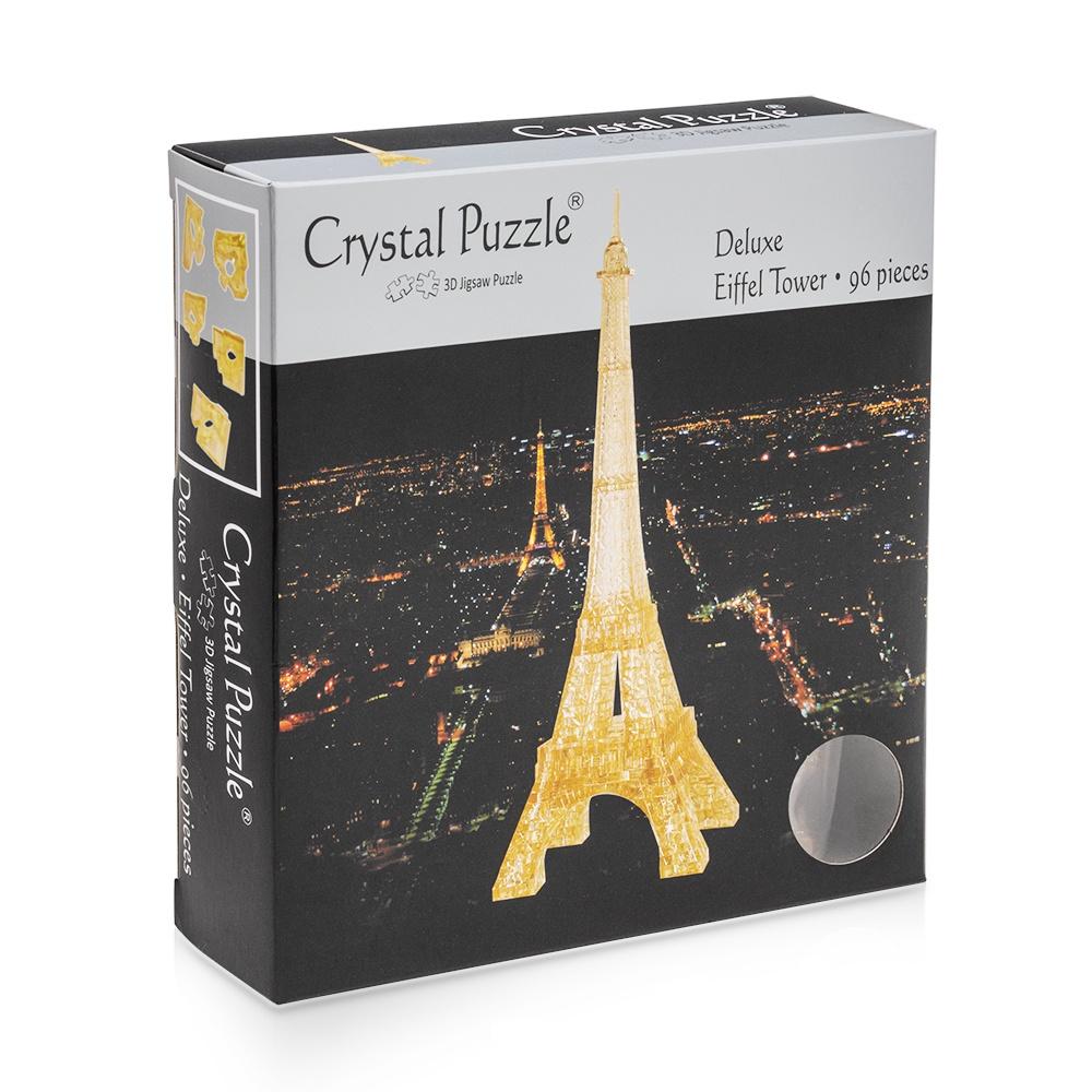 Фото - Головоломка Эйфелева башня пазл конструктор 3d ice puzzle эйфелева башня