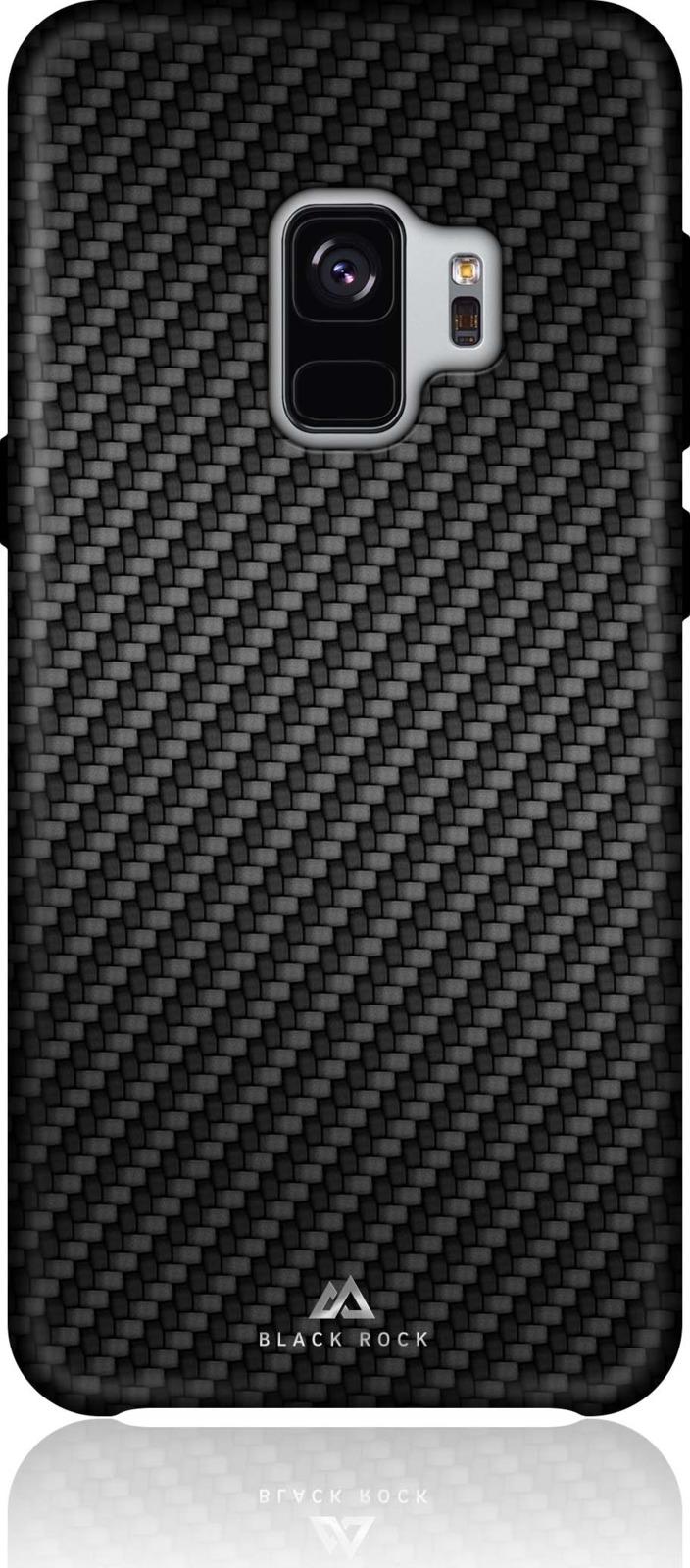 Чехол Black Rock Flex Carbon Case, для Samsung Galaxy S9, 800027, черный