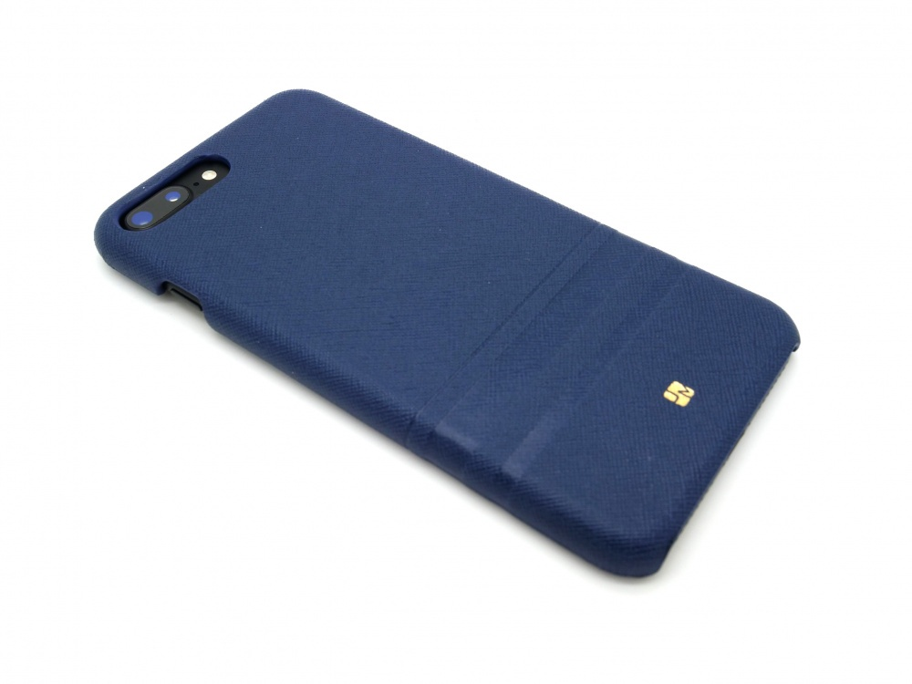 цена Чехол для сотового телефона Just Must Collection SU lll для Apple iPhone 6/6S, темно-синий онлайн в 2017 году