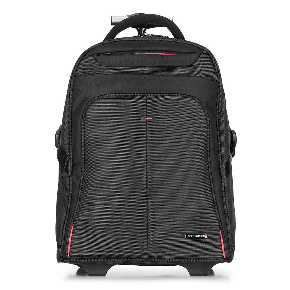 Wittchen 56-3S-630, черный чемодан wittchen 56 3s 631 56 3s 631 13 черный