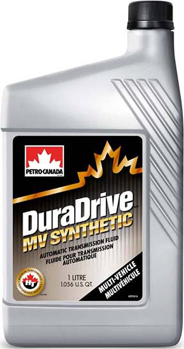 Трансмиссионное масло Petro-Canada Duradrive Mv Synthetic ATF, DDMVATFC12, 1 л
