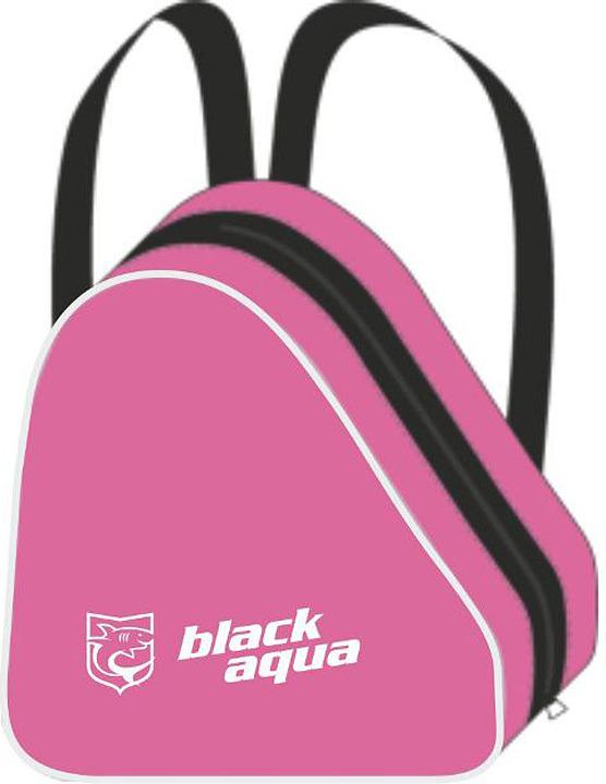 Чехол для детского сноуборда BlackAqua, СУдВА, универсальный, розовый