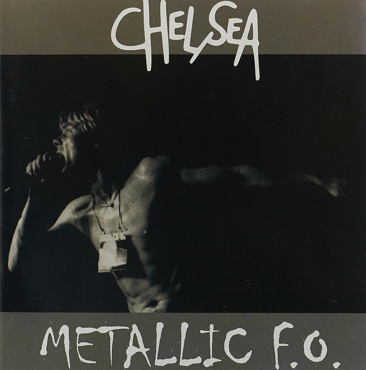Chelsea Chelsea. Metallic F.O. chelsea frank daniel chelsea