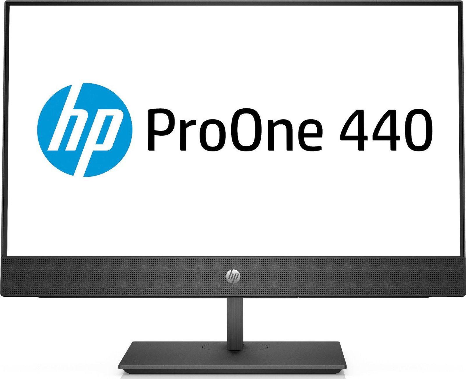 "Моноблок HP ProOne 440 G4, 4YV93ES, 23.8"", черный"