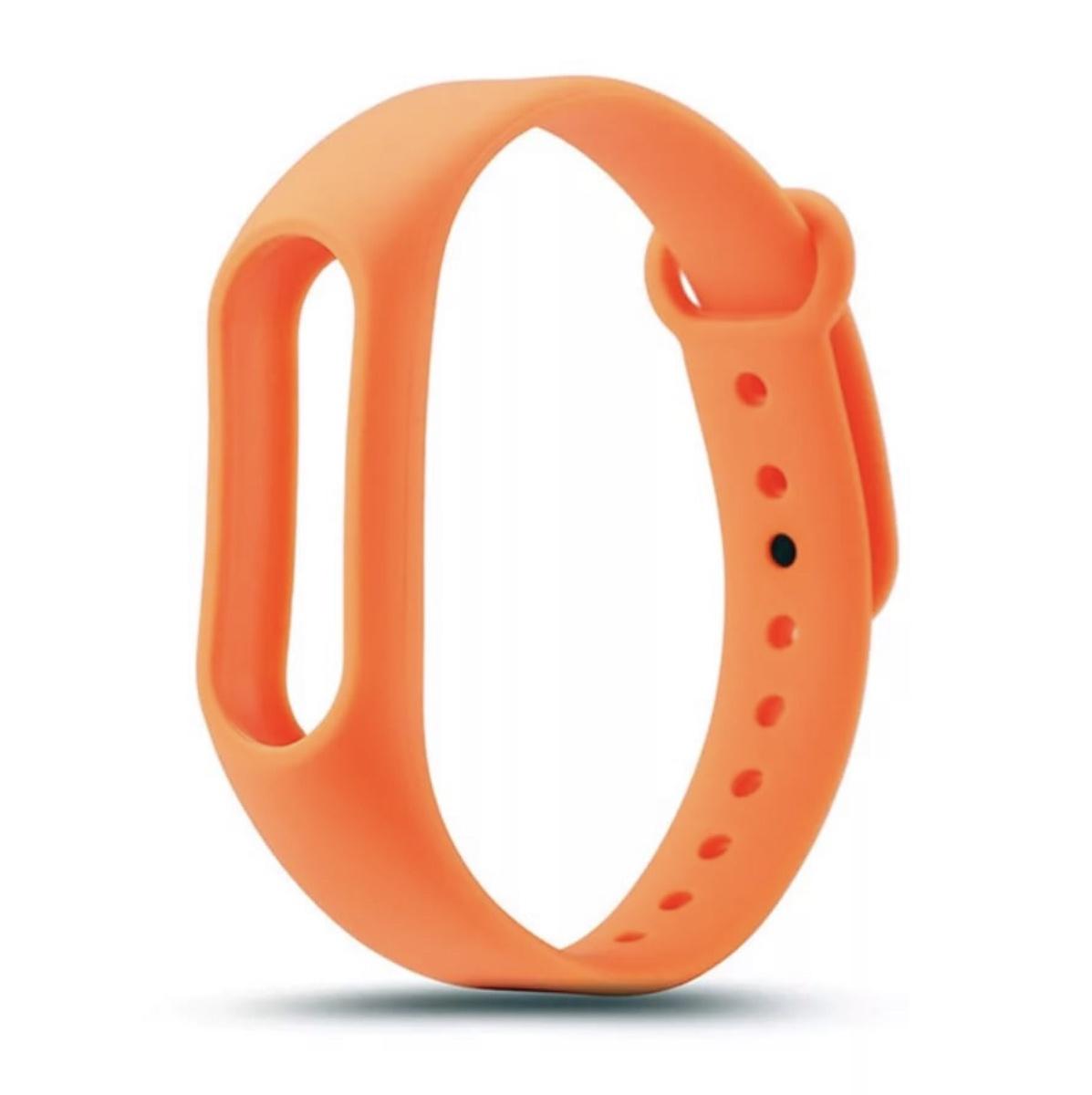 Ремешок для смарт-часов Markclub@Xiaomi Ремешок xiaomi mi band 3 , mi band 3 оранжевый, оранжевый ремешок для смарт часов sadko xiaomi mi band 2 7 4605181034460