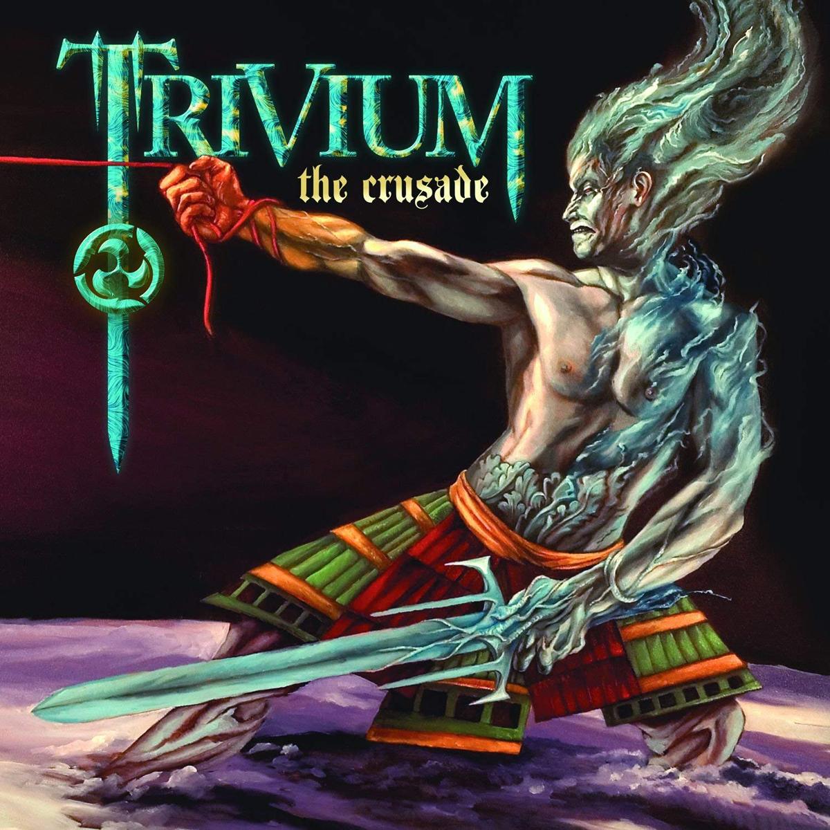 Trivium Trivium. The Crusade (2 LP) trivium vancouver