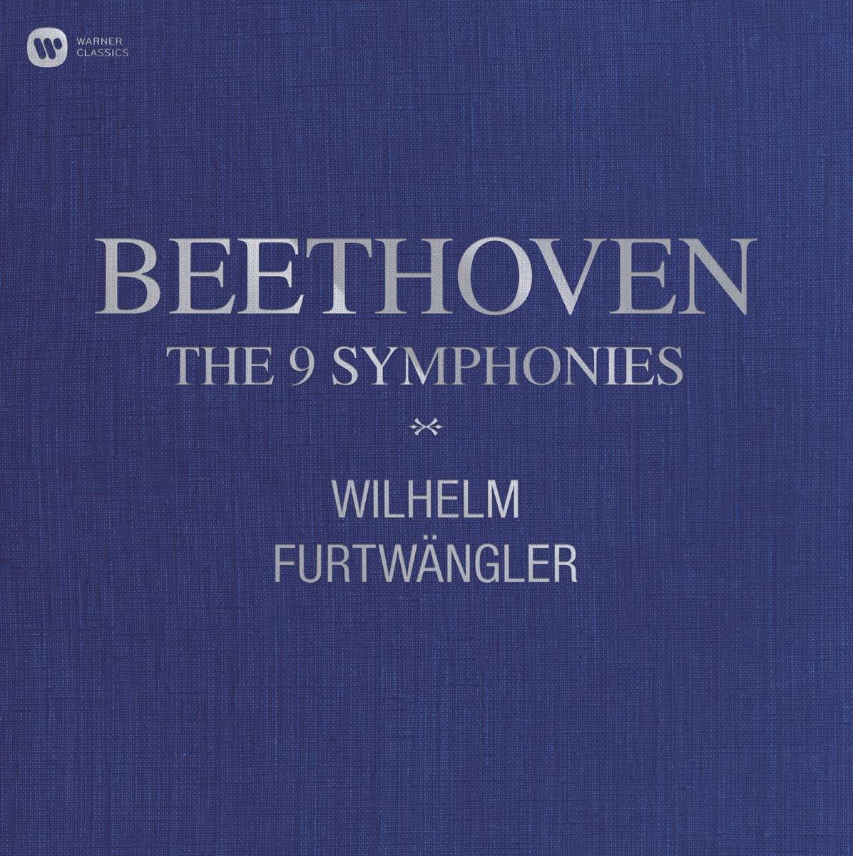 Вильгельм Фуртвенглер Wilhelm Furtwangler. Beethoven. The 9 Symphonies (10 LP) вильгельм фуртвенглер николай голованов вильгельм фуртвенглер xx s century greatest conductors