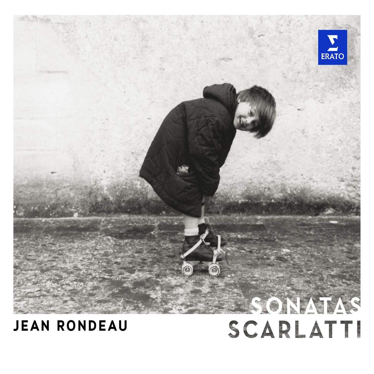 Jean Rondeau Jean Rondeau. Sonatas (LP) scarlatti scarlattijean rondeau sonatas