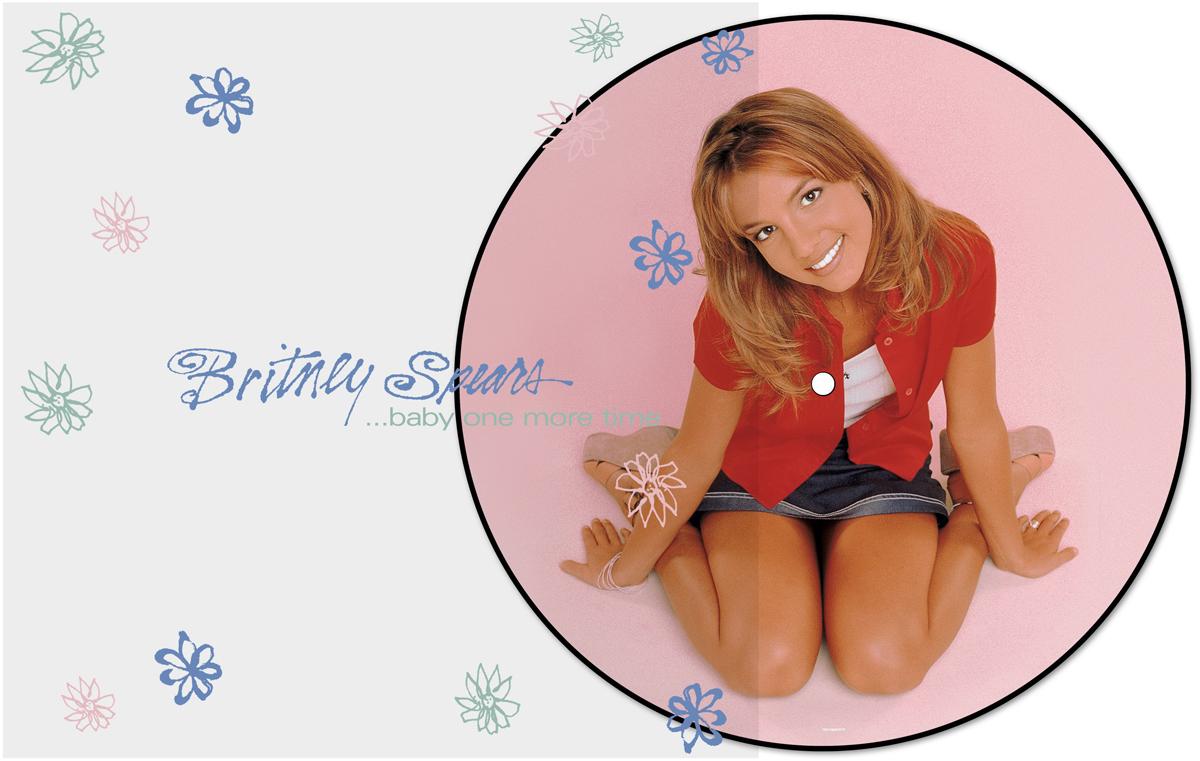 Бритни Спирс Britney Spears. ...Baby One More Time. 20Th Anniversary (LP) цена и фото