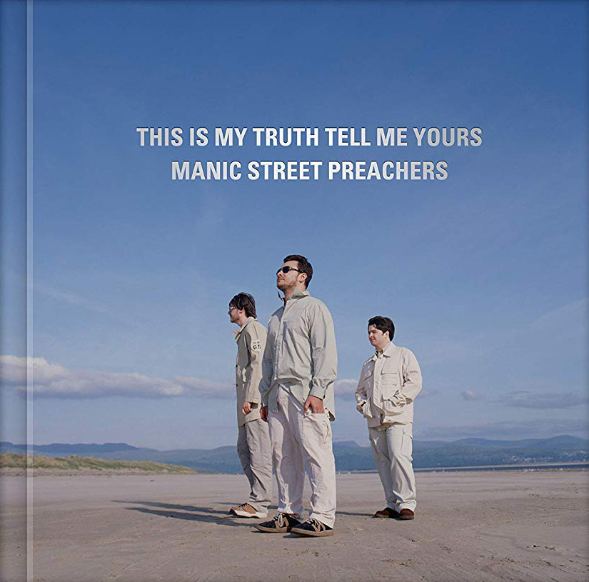 Manic Street Preachers Manic Street Preachers. This Is My Truth Tell Me Yours. 20 Year Collectors' Edition (2 LP) yours in truth