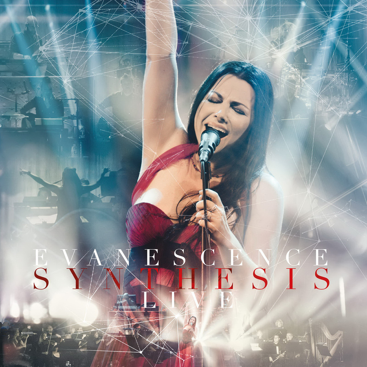 Evanescence Evanescence. Synthesis Live evanescence evanescence synthesis cd dvd