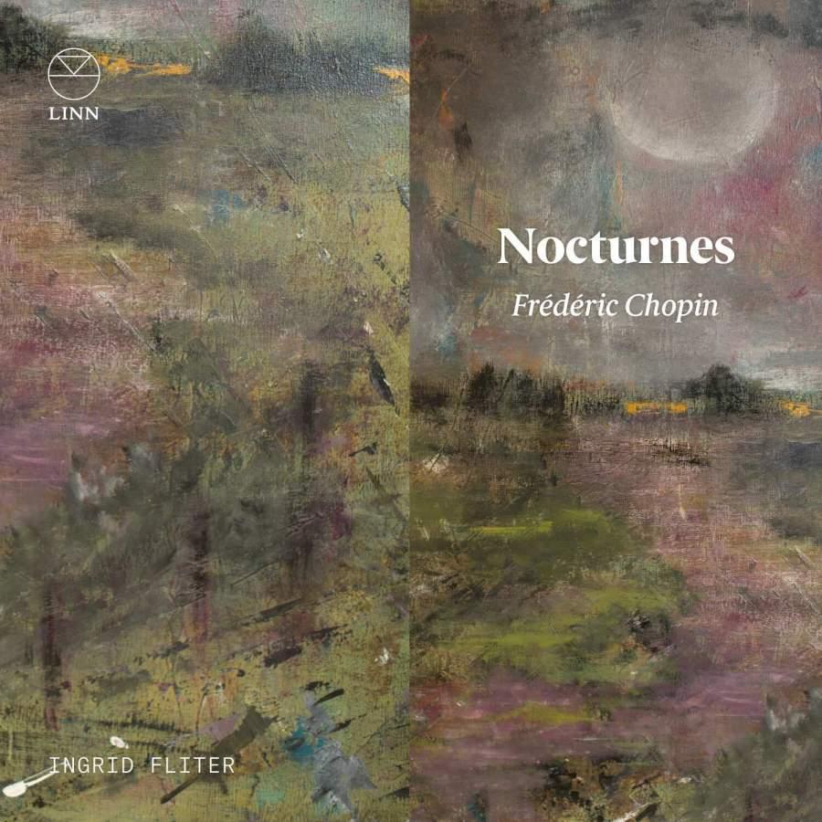 Ингрид Флитер Ingrid Fliter. Chopin: Nocturnes (2 CD) yulianna avdeeva chopin schubert prokofiev 2 cd