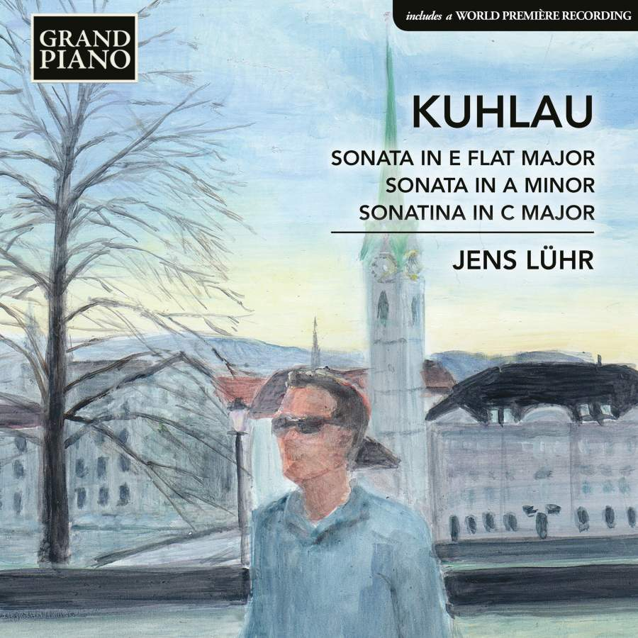 Jens Luhr Jens Luhr. Kuhlau: Sonata In E Flat Major, Sonata In A Minor & Sonatina In C Major hellmig jens interaktives fernsehen in deutschland
