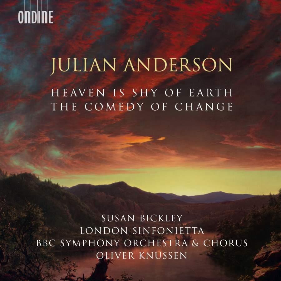 Julian Anderson Anderson. Heaven Is Shy Of Earth