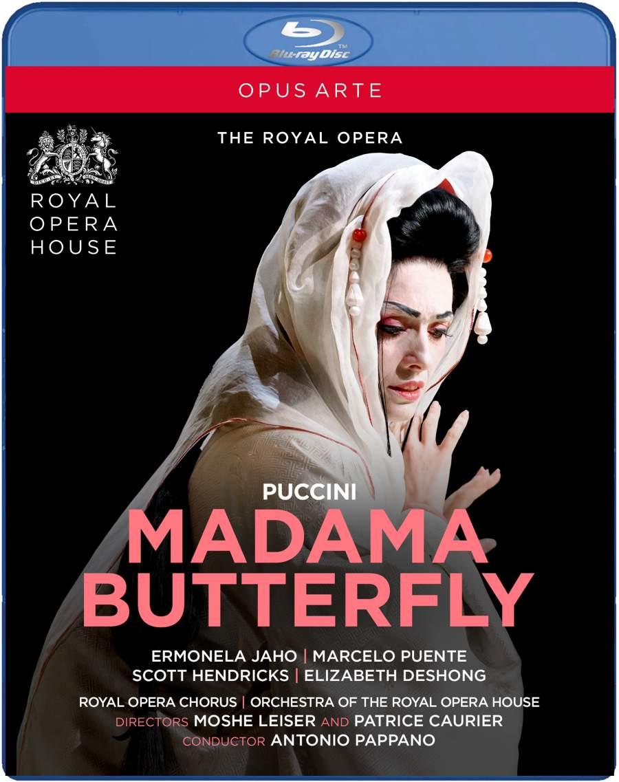 Ermonela Jaho, Marcelo Puente, Scott Hendricks, Royal Opera House, Antonio Pappano. Puccini: Madama Butterfly (Blu-Ray) bryan adams live at sydney opera house blu ray