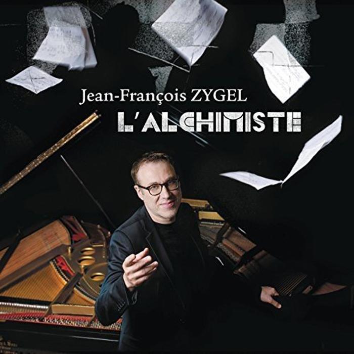 Jean-Francois Zygel Jean-Francois Zygel. L'Alchimiste