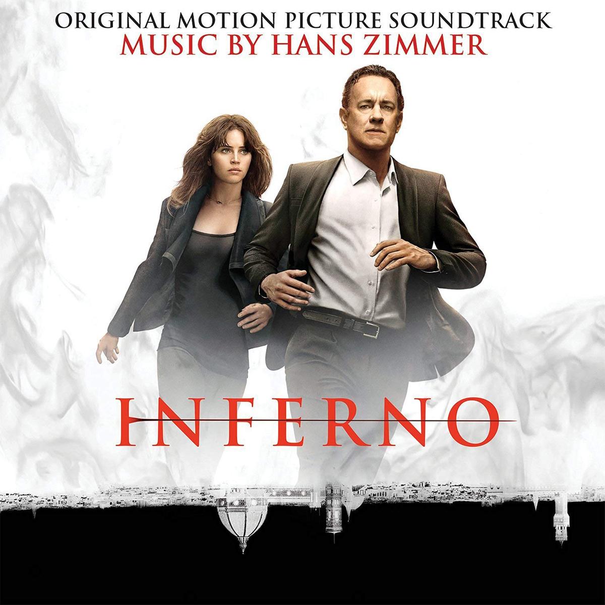Hans Zimmer Zimmer. Inferno. Original Motion Picture Soundtrack