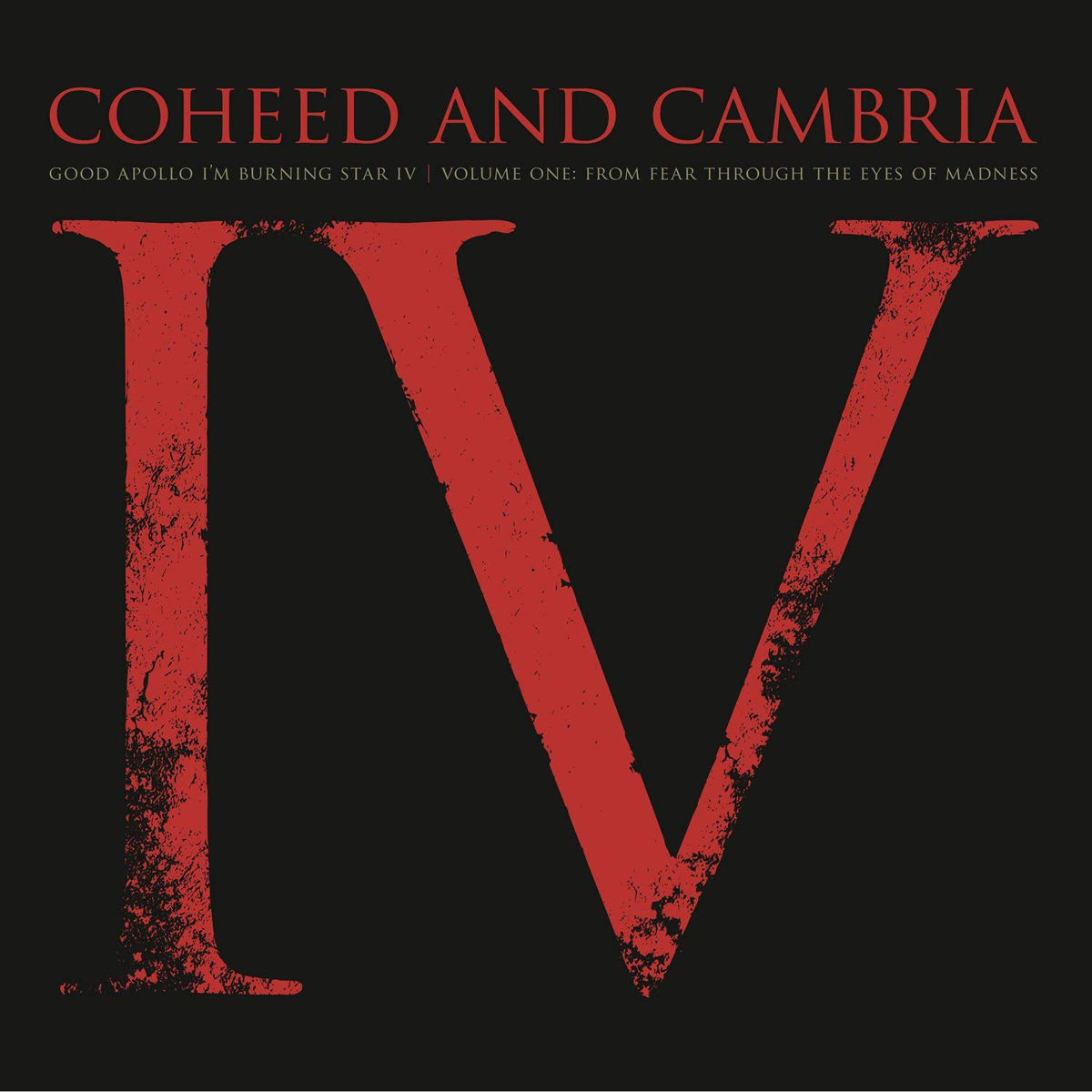 Coheed And Cambria Coheed And Cambria. Good Apollo I'm Burning Star IV. Vol. 1 (2 LP) coheed and cambria saskatoon
