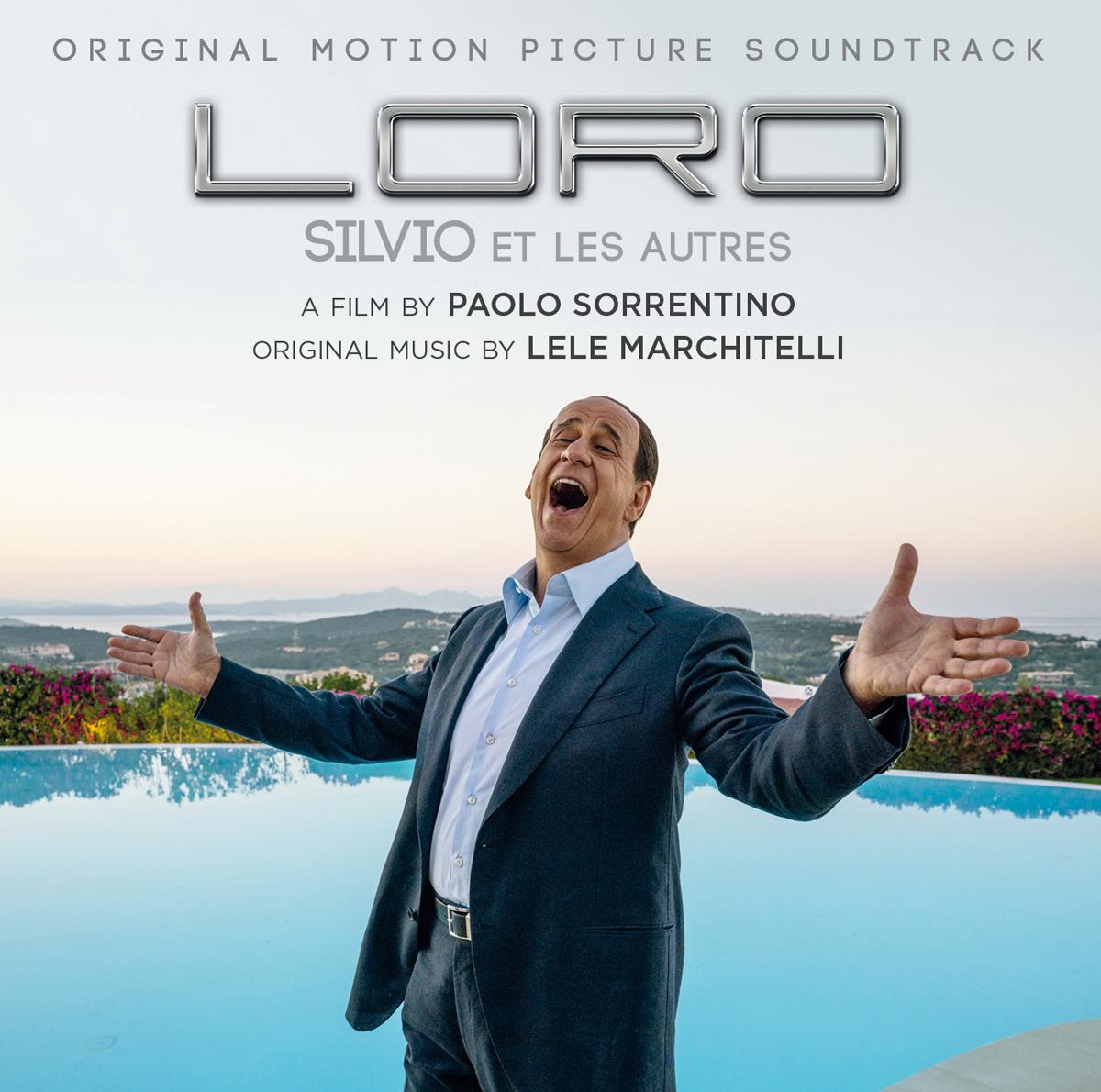 Лили Марчителли Lele Marchitelli. Loro. Original Motion Picture Soundtrack (2 LP)