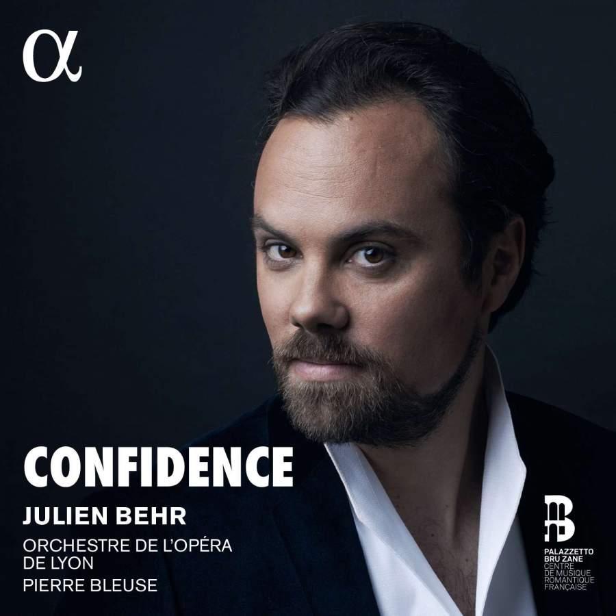 Julien Behr Julien Behr. Confidence цена и фото