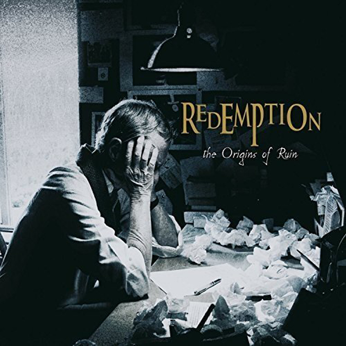 Redemption Redemption. The Origins Of Ruin (2 LP + CD) redemption redemption snowfall on judgment day 3 lp 180 gr