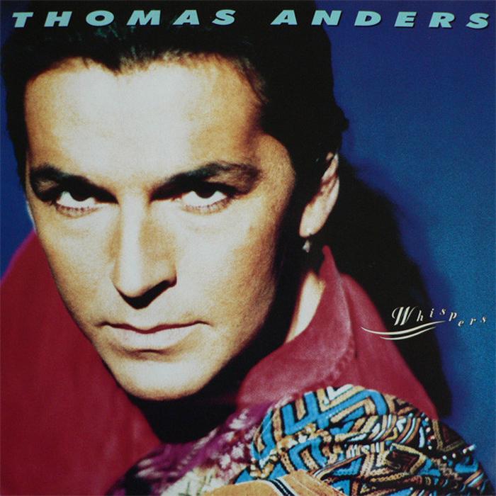 лучшая цена Томас Андерс Thomas Anders. Whispers (LP)