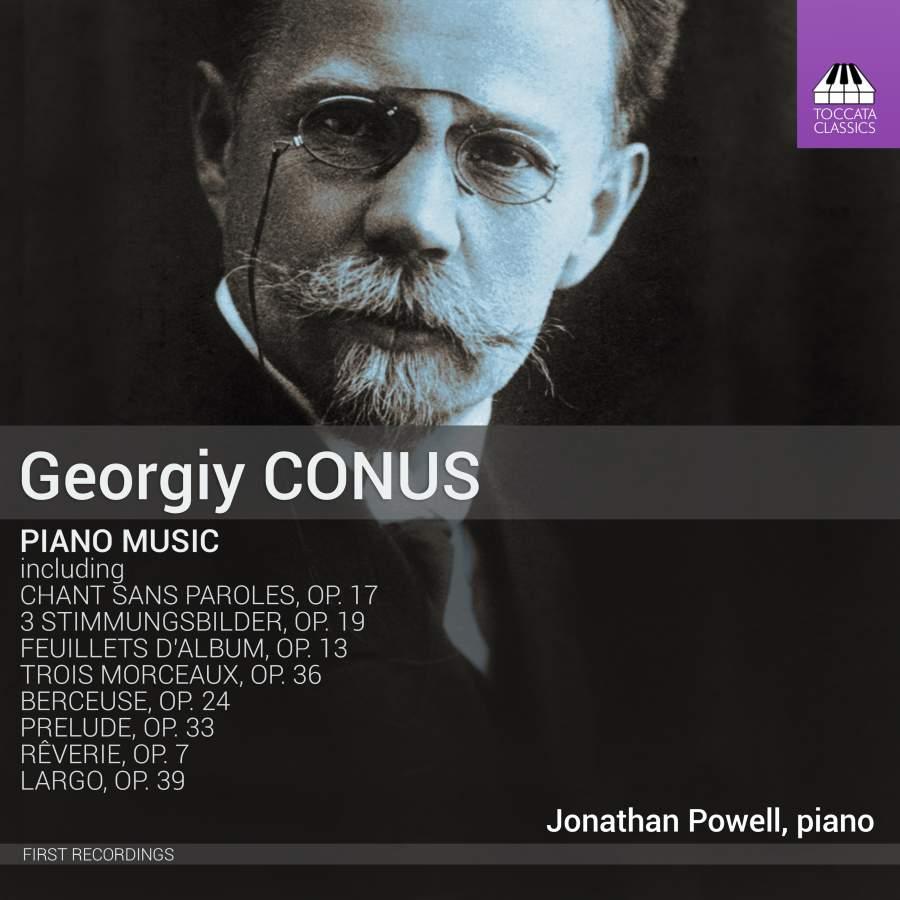 Джонатан Пауэлл Jonathan Powell. Conus,Georgiy: Piano Music кози пауэлл cozy powell tilt