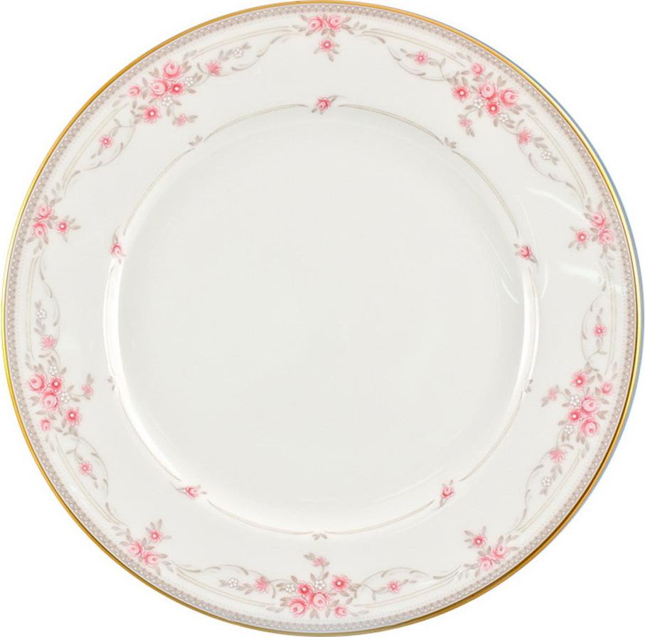 Тарелка десертная Narumi Розанна пинк, 51219-54149, 6 шт