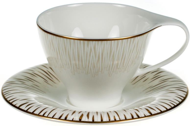 Набор чайный Royal Porcelain Голден Глоу, 9019/12113, 12 предметов