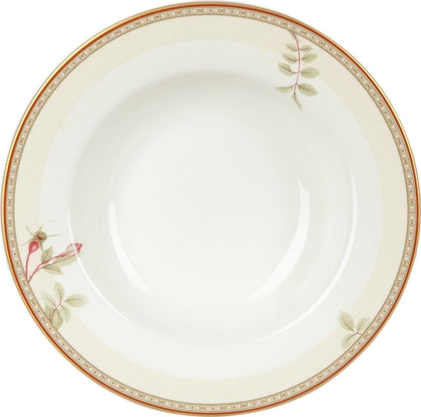 Тарелка глубокая Royal Porcelain Шиповник, 8965/0206, 6 шт