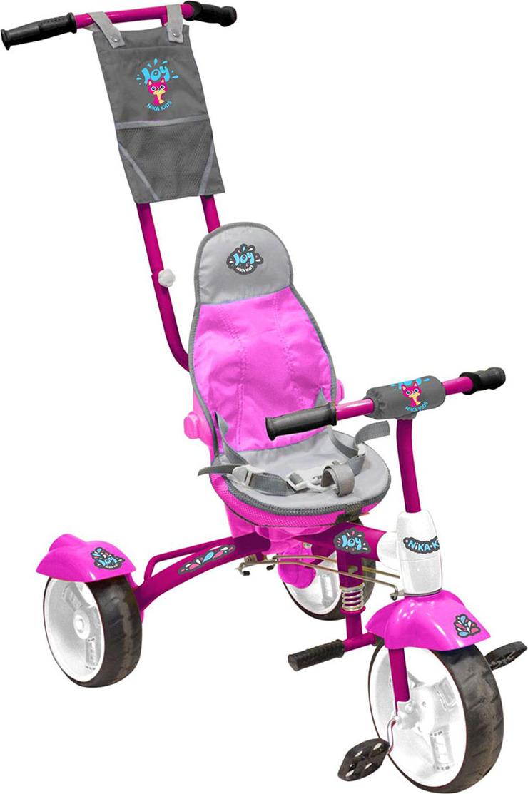 Велосипед детский Nika Kids ВД3 2017, 2293078, амарантовый