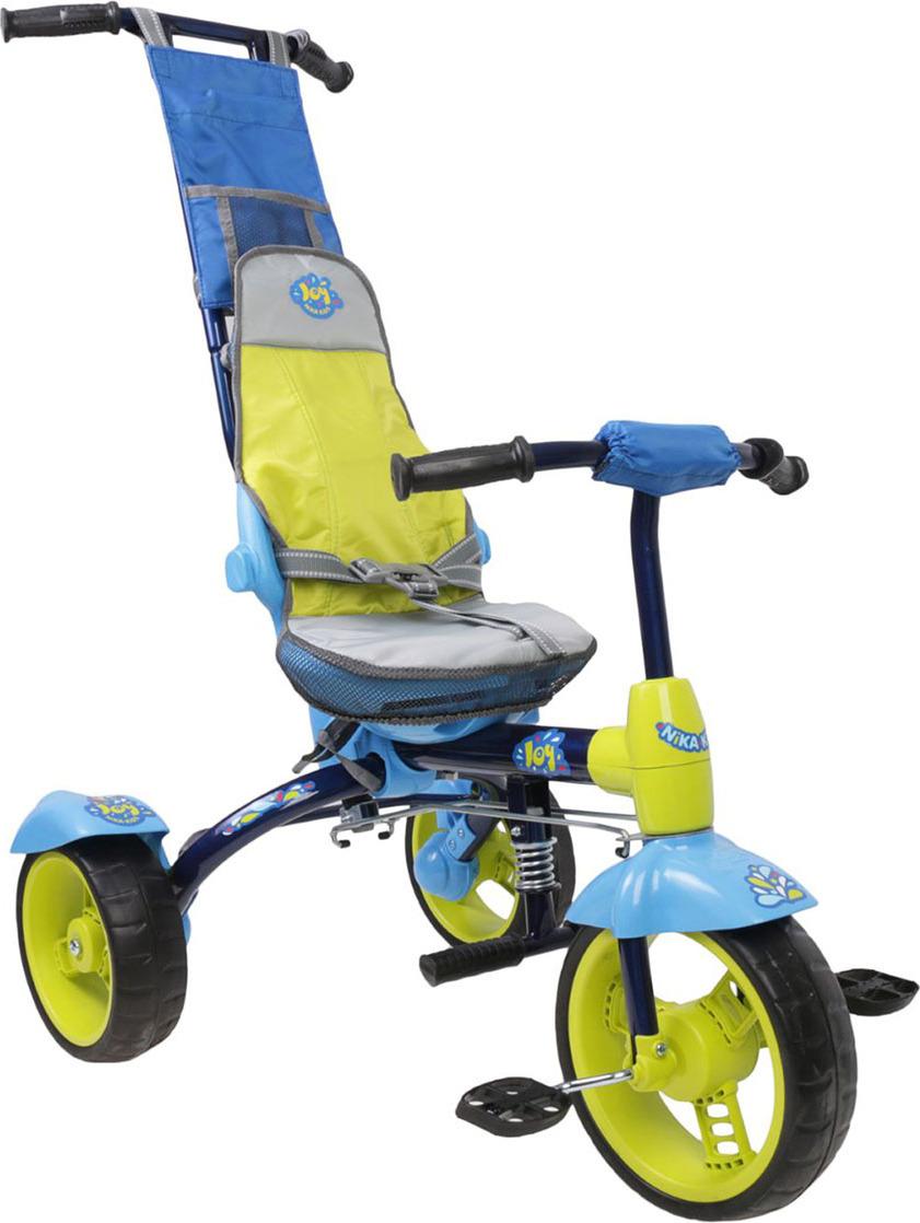 Велосипед детский Nika Kids ВД3 2017, 2474888, синий