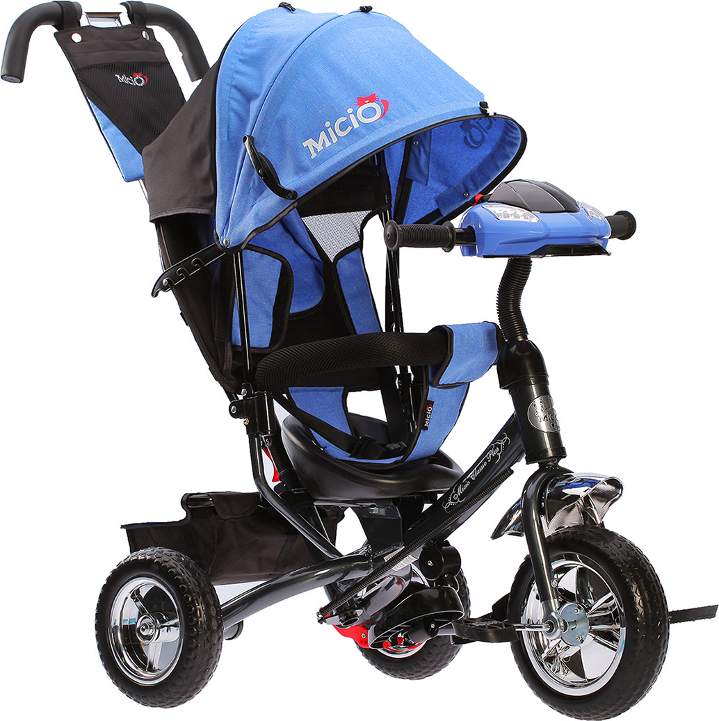 Велосипед детский Micio Classic Plus 2018, 2800263, синий