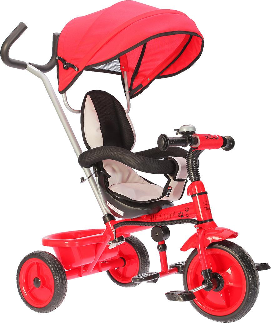 Велосипед детский Micio Light 2018, 2803226, красный