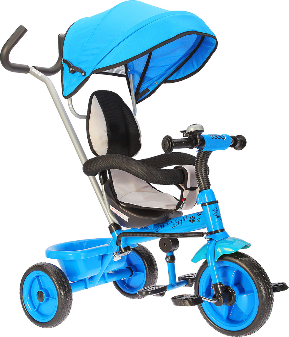 Велосипед детский Micio Light 2018, 2803227, синий