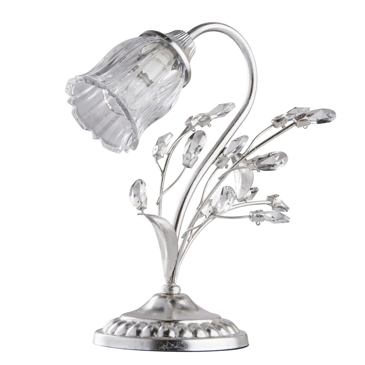Настольный светильник Chiaro Виола, E14