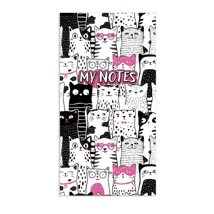 Блокнот для заметок, списка дел и покупок «Мои записи» Феникс+, 48982, 64 листа
