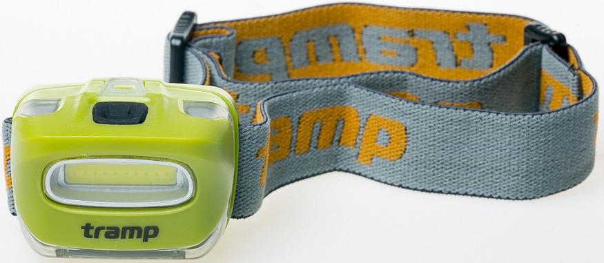 Налобный фонарь Tramp, TRA-186, зеленый tramp expedition