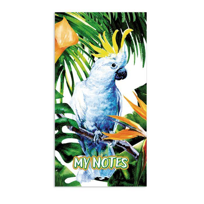 Блокнот для заметок, списка дел и покупок Феникс+ «Мои записи», 48979, 64 листа